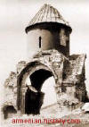 Ruins of Armenian Church in Van