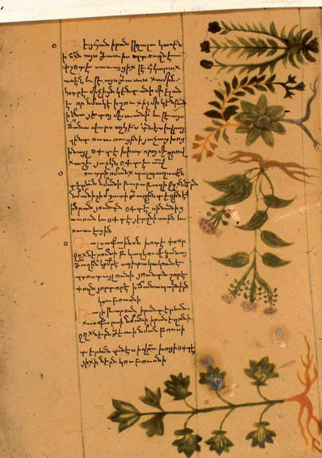 Medicine in Ancient and Medieval Armenia - Armenian ...