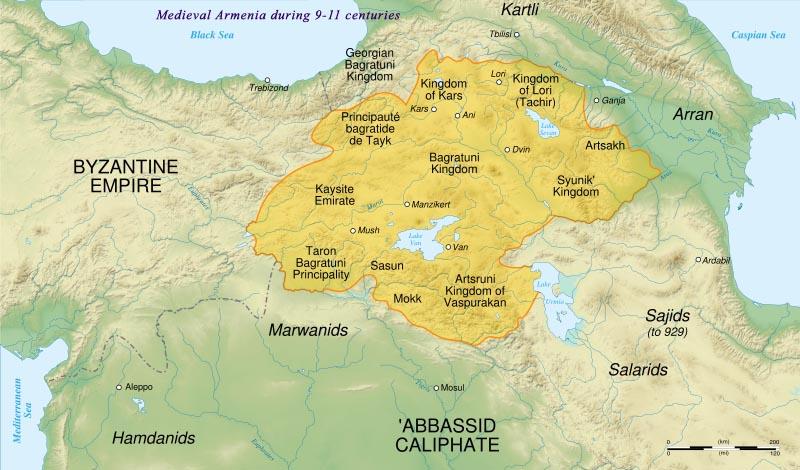 Bagratuni Dynasty
