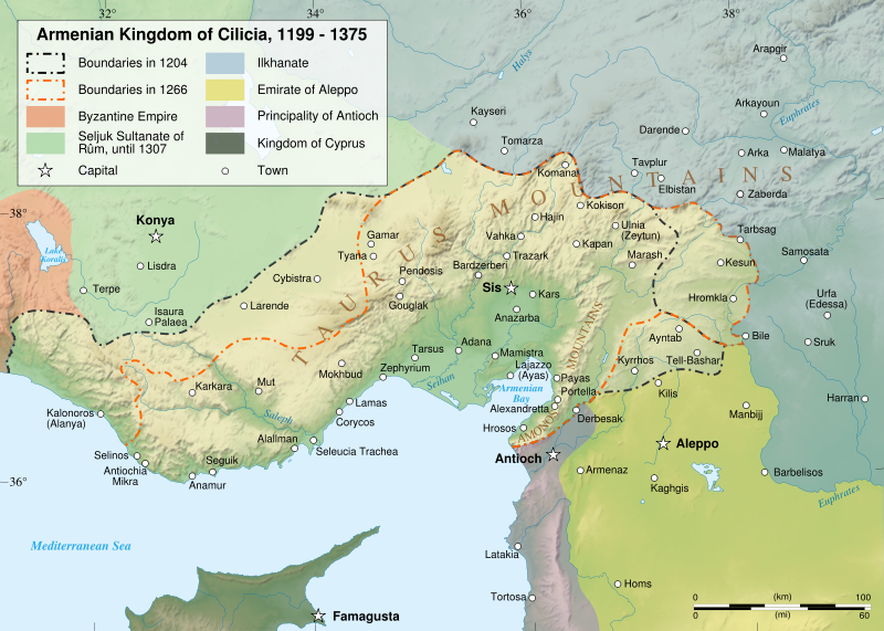 Armenian Kingdom of Cillicia