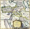 ARMENIA AND REGION, ROBERT DE VAUGONDY 1762