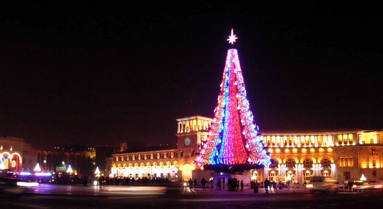 armenian christmas eve 2018