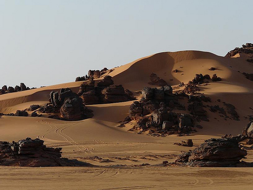 Libyas-south-western-desert