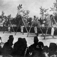 execution of armenians in the constantinople june 1915