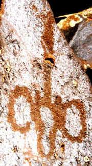symbol rock-art